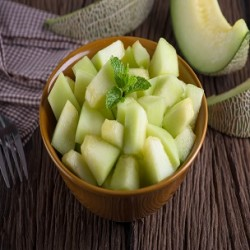 Honey Dew Green Melon