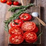 Mariglobe Tomato (Solanum lycopersicum)