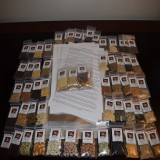 63 VARIETY PREPAREDNESS Heirloom Seed Package
