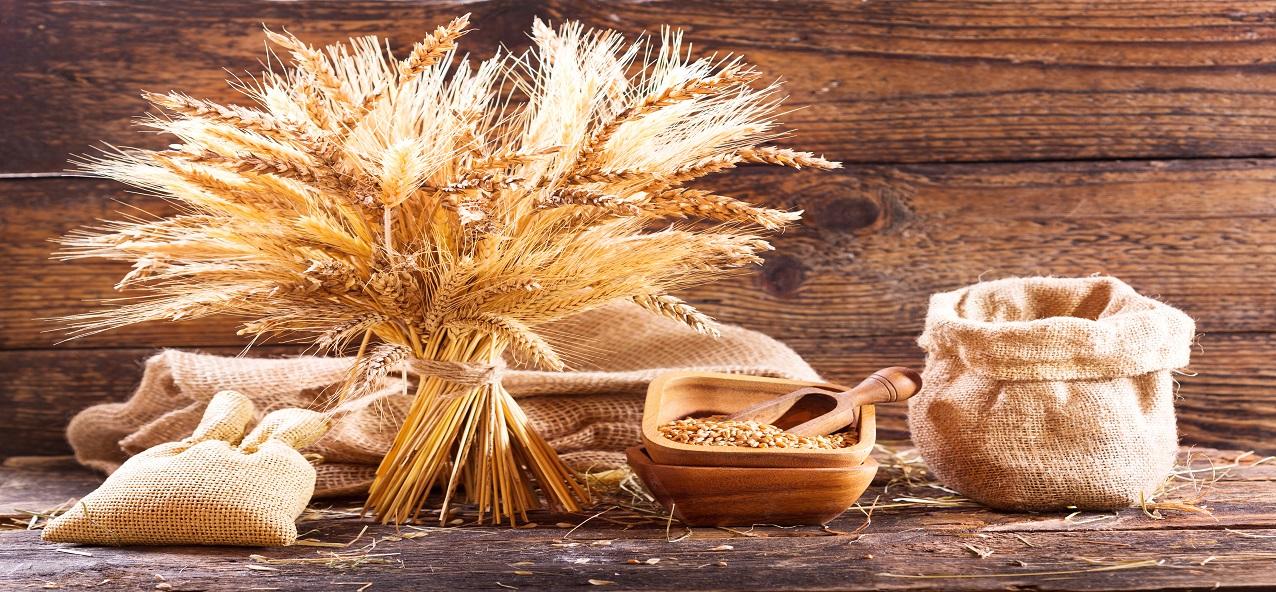 HEARTY grains!!
